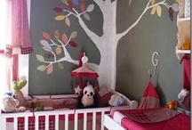Babies' & Kid's Rooms / by Peg Stoodley