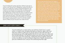 2013 layout inspiration / by Lauren Metzler