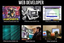 i like Computer Geek Stuff / by Elizabeth Sallis