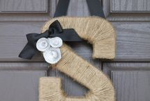 Wreath Ideas / by Jaclyn Savery