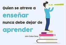 Frases educativas cristic.com