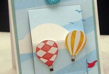 Stampin up slider cards / Board for projects for slider cards