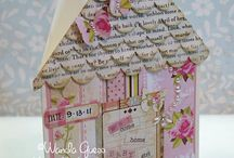 CARDS - Shabby Chic / by Angie Brown :)