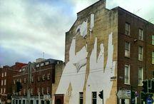 Limerick City Street Art & Performance / Street Art, Urban Art, Culture, Performances, Limerick City of Culture 2014