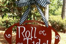 Roll Tide / by Ashley Scott