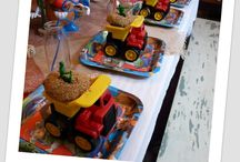 Aiden's Toy Story 2nd Birthday / by Maria Trees