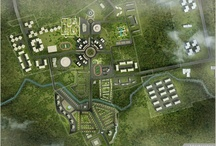 rendering site plans