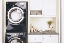 Laundry cupboard concepts