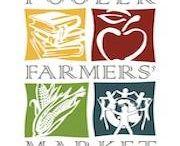 Farmers' Markets in Savannah & the Lowcountry / Farmers Markets in Savannah, Pooler, Wilmington Island, Richmond Hill, Ga. as well as Bluffton & Hilton Head Is., S.C.
