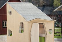Micro Houses. small spaces