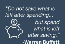 Money Quotes / Smart people saying smart things about money