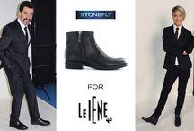 Stonefly for Le Iene & Open Space / Per questa stagione gli inviati del programma cult Le Iene e conduttrice del nuovissimo programma Open Space Nadia Toffa indosseranno scarpe Stonefly... scopriamo quali modelli!