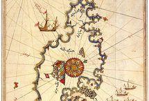 Ottoman naval maps