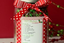 Gifts in a Jar / Because they are fun and easy to make / by Beth Pfleger