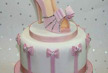 Shoe cakes / by Kim Persson