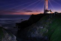 Lighthouses - American / by Hockeyhero9