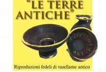 Terrecotte romane di Artieghi / Ceramica sigillata