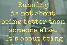 Runners motivation