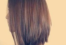 Layerd long bob