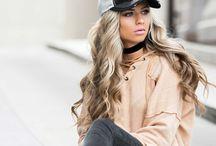 Caps fashion women