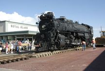 Texas Trains / Texas Trains, Depots and Museums Visit Our Train Section For More Information