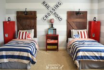 Nate's Room / by Alyson Kendrick