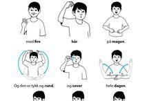 Tegnspråk/Tegn til tale