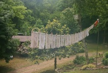 clotheslines / by Beth Berry