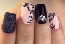 Nails вензеля
