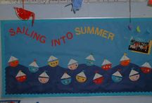Preschool sailing theme / by Tracy Harder Reimer