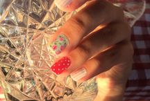 My own nails