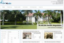 Farm House / Property4Delhi.com offers a beautiful 4 bedrooms with attached bathrooms Farmhouse in The Greens.