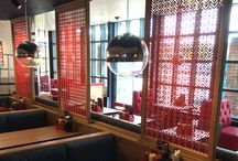 laser cut screens for bars, hotels and restaurants