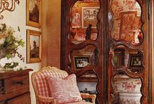 French Country Inspiration / by Dolly Secord