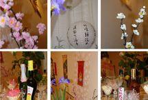 японская вечеринка
