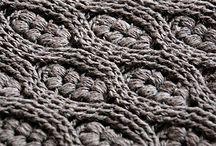 CROCHET | Crochet Motifs/Textures++
