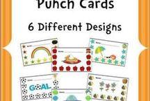 Rewards for preschoolers