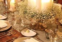 Table Centerpieces & Settings / Table Settings / by Shelley Naylor-Newton