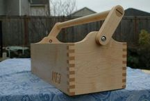 Toolbox and tool holders
