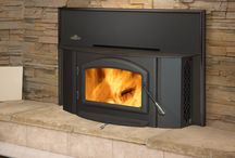 Wood Burning Fireplaces / At Discount Fireplace Outlet, we offer many different types of wood burning fireplaces from high efficient to inserts, stoves, and more!