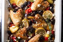 Sheet Pan Suppers / by My Modern Cookery