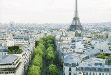 Paris / Anything Parisian