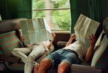 Wanderlust / travel, traveling, wanderlast, jorney