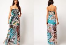 Maxi Dresses / The maxi dress is always in fashion, especially with it's versatility .  Here is where you will find plenty of great ideas that are both stylish and sophisticated.  Check out these fantastic looks we have found for you!