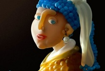 Balloon Sculptures / by Molly Fitch
