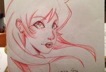 Artworks / I miei disegni