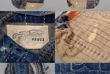 sacs et textiles boro