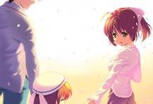 Nagisa e Tomoya / Clannad