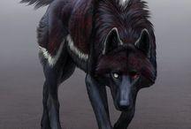 Wolf/Hellhound