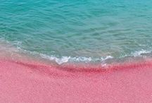 Sea, ocean, beach